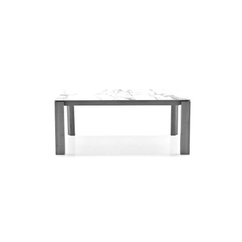 Omnia: Extendable Contemporary Dining Table