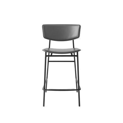 Fifties Leather: Retro-Style Stool