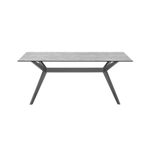 Kent: Modern X-Frame Table