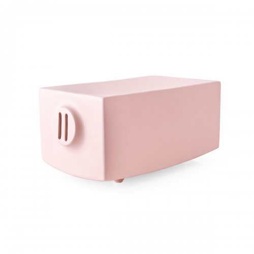 TEO DORO Storage box ceramic MATT PALE PINK