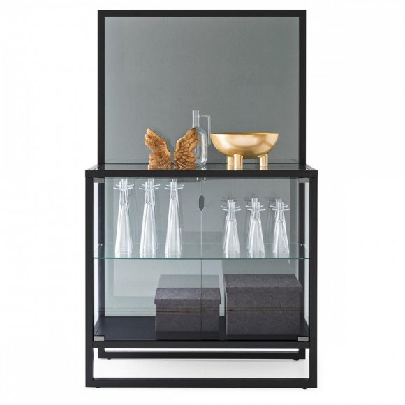 TECA: Modern Display Cabinet/Room Divider