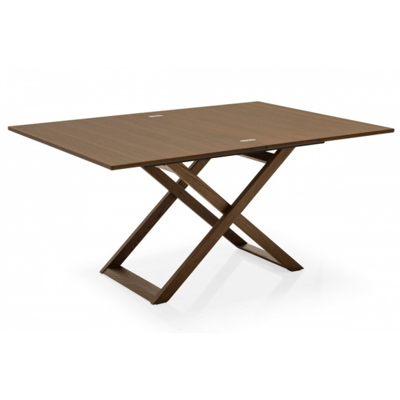 Ringgold Extendable Coffee Table With Storage: Sottosopra Adjustable, Extendable Coffee/Dining Table