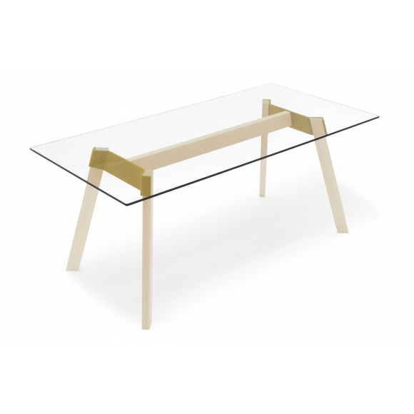 Paper: Modern Trestle Table