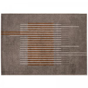 uptown: Linear-Pattern Rug
