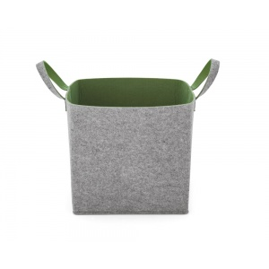 ELLIOT: Large Felt Storage Basket